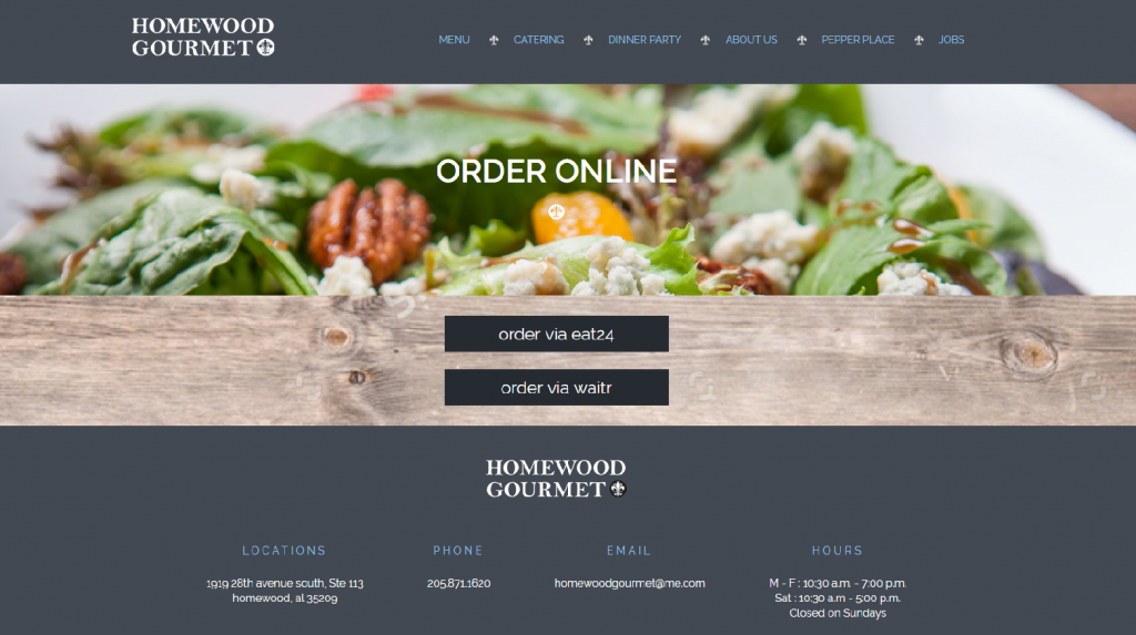 Раскрутка сайта ресторана поисковое продвижение сайтов реклама раскрутка поисковое