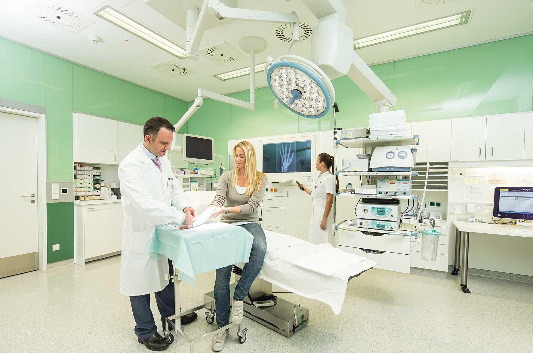 Продвижение частной клиники